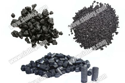 carbon additive for steel making