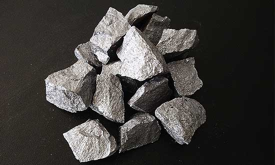 ferrosilicon are used in steelmaking and casting