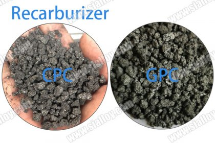 how to choose recarburizer for casting