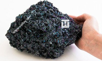 metallurgical silicon carbide