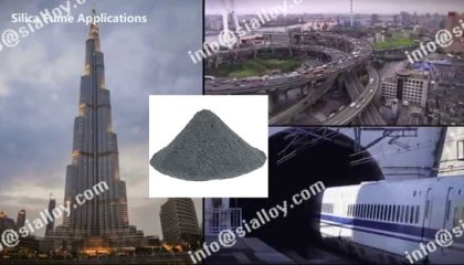 properties of silica fume