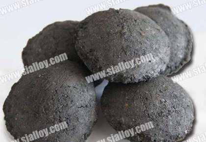 silicon carbon alloy briquette